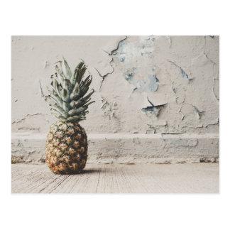 Urban Pineapple Postcard