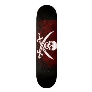 Urban Pirate Grunge Custom Pro Park Board Custom Skate Board