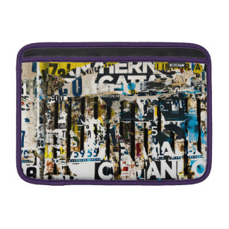 Urban Posters Sleeve For MacBook Air