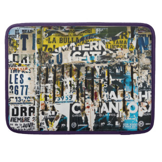 Urban Posters Sleeve For MacBook Pro