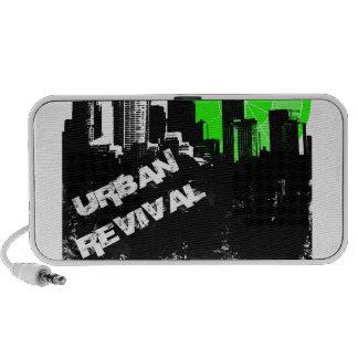 Urban Revival iPod Speakers