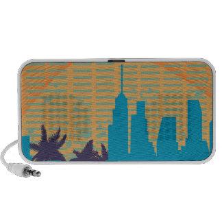 Urban Scene Mini Speaker