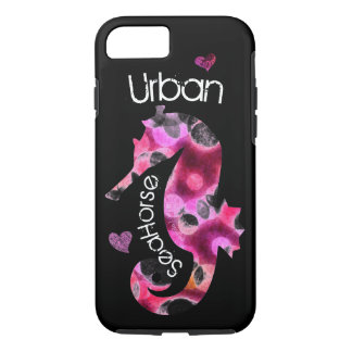 Urban Seahorse - Apple iPhone 7, Tough Phone Case. iPhone 8/7 Case