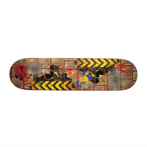 Urban Shaman Skateboard Decks