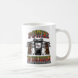 Urban Shooter Podcast  MUG