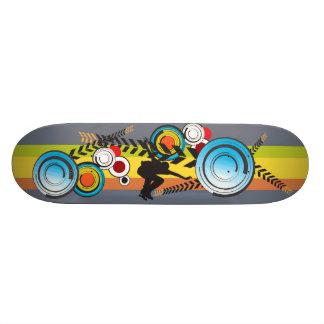 Urban Shredder 19.7 Cm Skateboard Deck