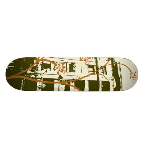 Urban Skate Board Decks