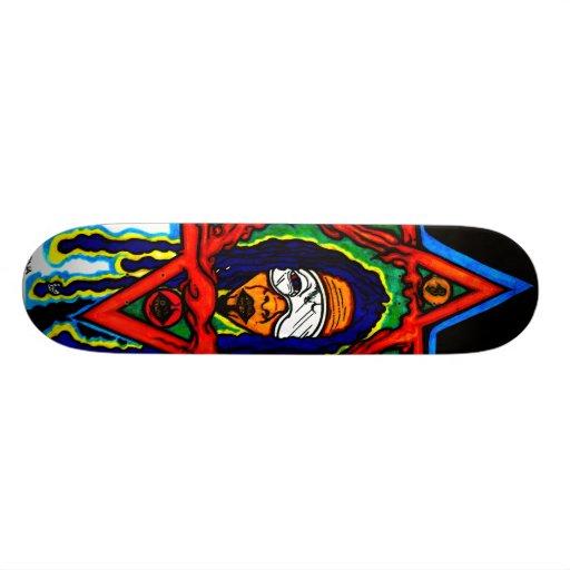 Urban Skater Skateboard Deck