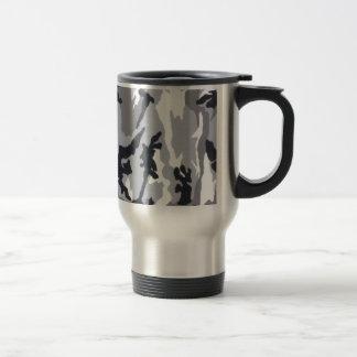 Urban/Snow Camo Mug