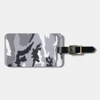 Urban/Snow Camo Tags For Bags