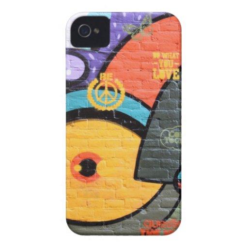 Urban Street Art-Graffiti iPhone 4 Covers