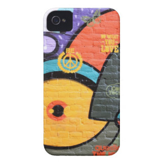 Urban Street Art-Graffiti iPhone 4 Case
