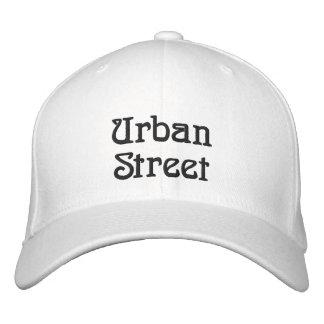 Urban Street Embroidered Baseball Cap