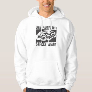 Urban Street Wear BW Hoodie