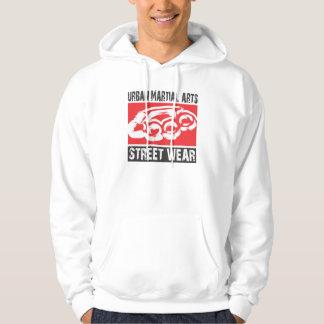 Urban Street Wear Hooded Sweatshirts