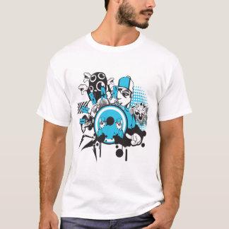 Urban Streets blue style T-Shirt