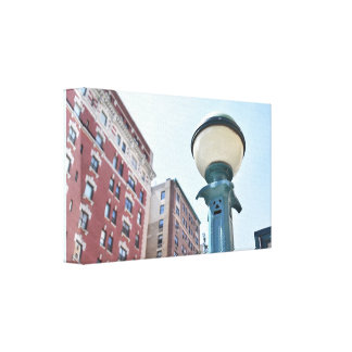 Urban Subway Upper West Side Photography NYC Canvas Print