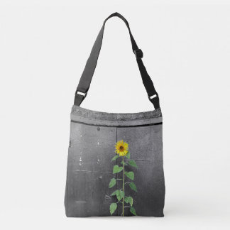 Urban Sunflower Crossbody Bag