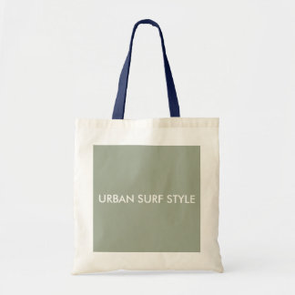 Urban surf style tote-bag