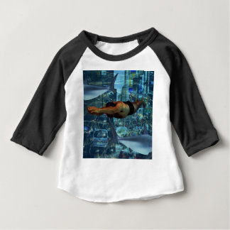 Urban swimmers baby T-Shirt