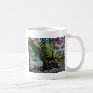 Urban T-Rex Coffee Mug