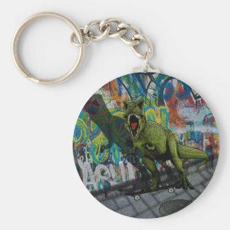 Urban T-Rex Key Ring