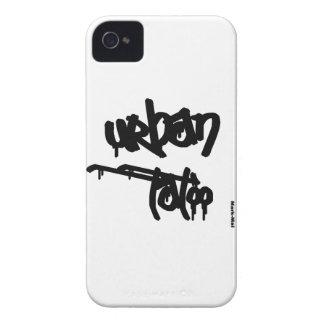 urban tattoo iPhone 4 case