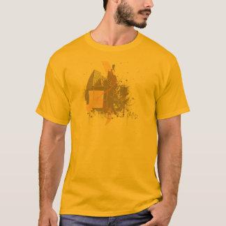 Urban Tranquillity   by Julian P Flores T-Shirt