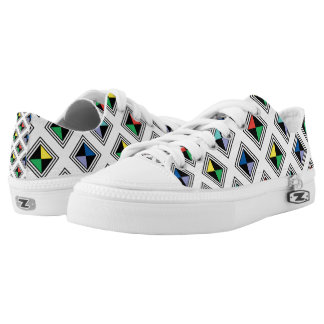 Urban Tribe low tops Printed Shoes