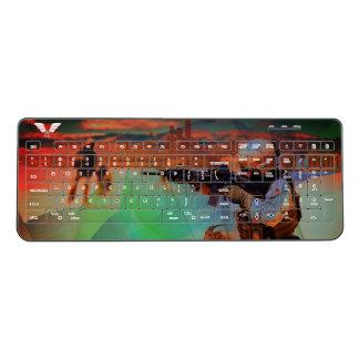 Urban Warrior | DAL Wireless Keyboard