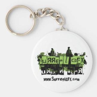 Urban Wear Keychain