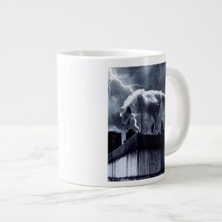 Urban Wolf Giant Coffee Mug