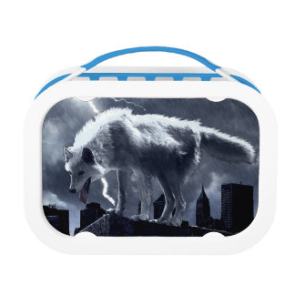 Urban Wolf Lunch Box