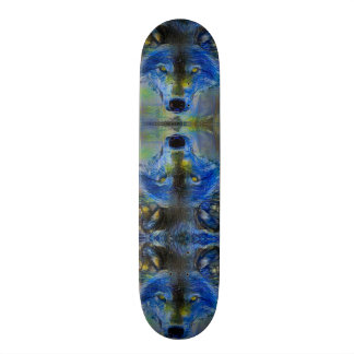 Urban Wolf Way Custom Artisan Pro Park Board Custom Skateboard