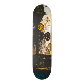 urbex 515 high contrast skateboard decks