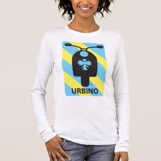 Urbino Ladies Long Sleeve (Fitted) Long Sleeve T-Shirt