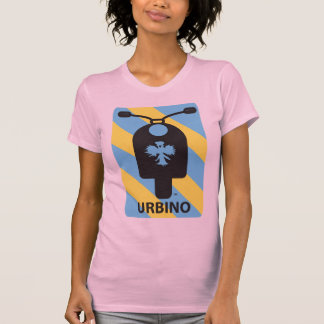 Urbino Ladies Twofer Sheer (Fitted) T-shirts