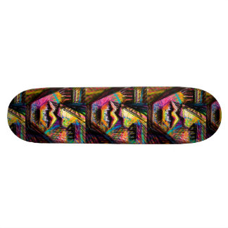 UrbnCape Afritiki Skateboard