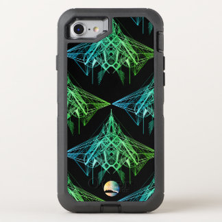 UrbnCape Geometric Neon designer iPhone 7 otterbox