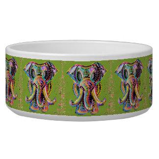 UrbnCape Large Elephant Pet Bowl