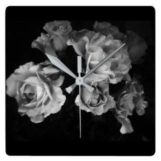 UrbnCape Rose Wall Clock