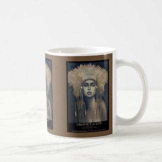 URGENCY of LIFE LARK CALDERON-GOMEZ Coffee Mug