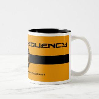 Urgent Frequency 2-Tone Mug