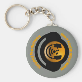 Urgent Frequency Key Chain