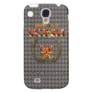 Urgent Fury Cold War Metal background IPhone 3G Samsung Galaxy S4 Case
