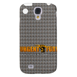 Urgent Fury Metal Style IPhone 3G case Samsung Galaxy S4 Case