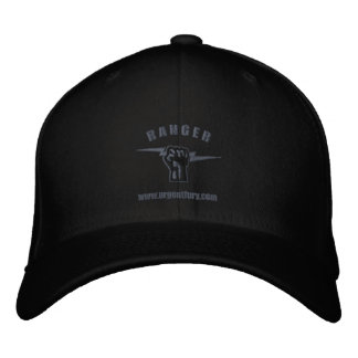 Urgent Fury Official Ranger Flex Fit Hat Embroidered Hat