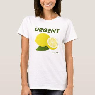 Urgent Lemons, by Vauny T-Shirt
