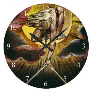 Urizen - William Blake - The Ancient of Days Clocks