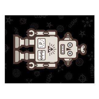 uRobot Postcard